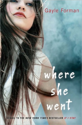 If i stay and where she went by gayle forman wrapped up in books