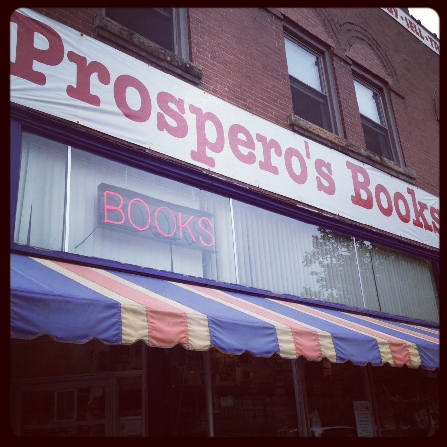 prospero's books KC