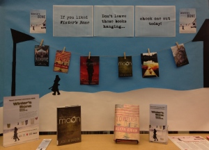 winter's bone read alike display