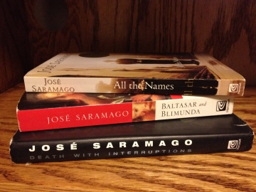 jose saramago books