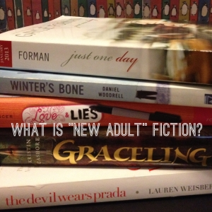 what is new adult fiction?