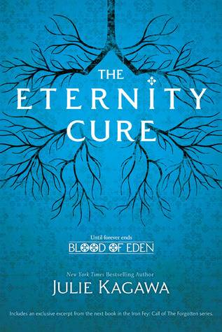 Vampire Virus: The Eternity Cure by Julie Kagawa