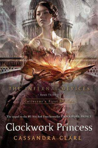 Artificial Angst: Clockwork Princess/The Infernal Devices by Cassandra Clare