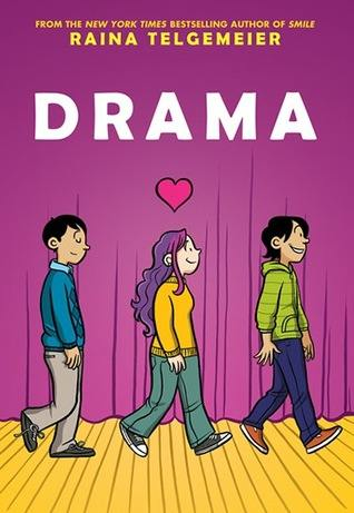 Lights, Camera, Action!: Drama by Raina Telgemeier