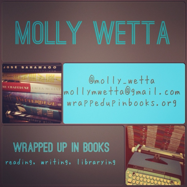 book blog business cards