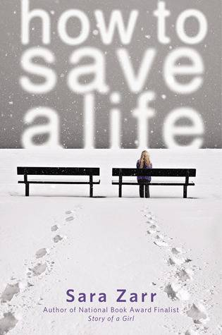 Not for Me: How to Save a Life by Sara Zarr