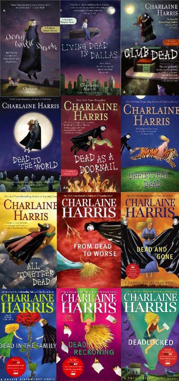 deadlocked charlaine harris  free