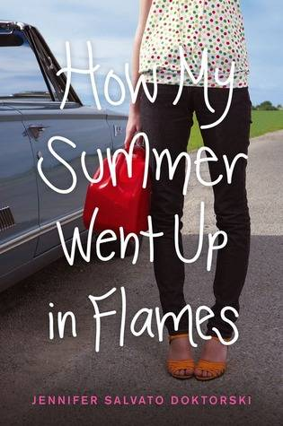 summer went up in flames