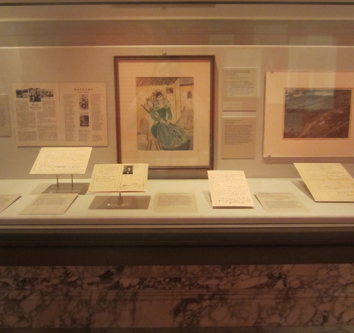 lorca exhibit nypl