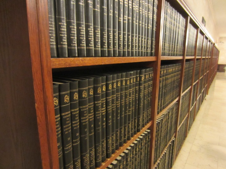annotated bibliography NYPL