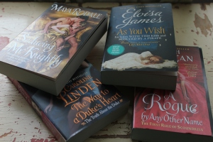 autographed romance novels from bea