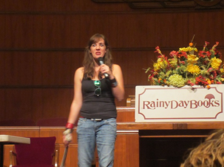 Maggie Stiefvater @ Rainy Day Books