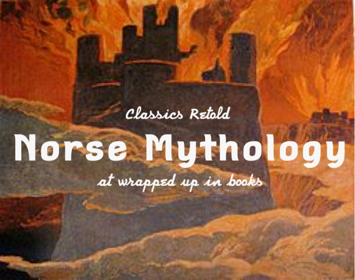 classics retold norse mythology wrapped up in books