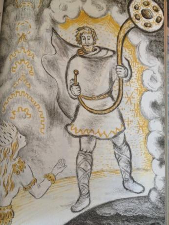 Bragi, Norse God of Poetry