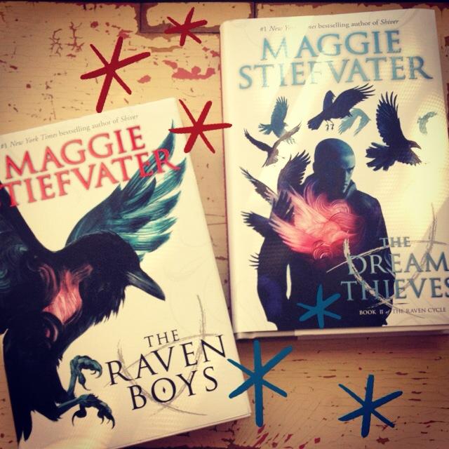 Mitsubishis and Magic: Maggie Stiefvater at Rainy DayBooks