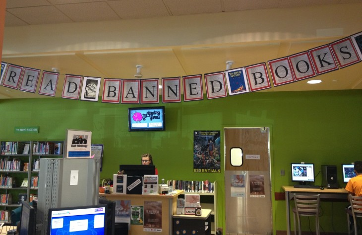 read banned books banner