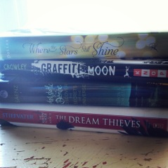 new ya books
