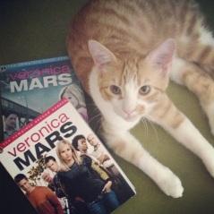 Spike + Veronica Mars