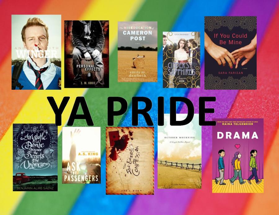 10 YA Novels with LGBTQ Characters