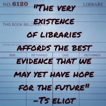 TS Eliot quote