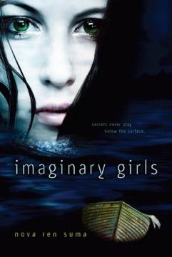 paperback cover of imaginary girls by novel ren suma