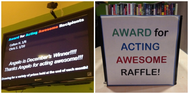 award for acting awesome collage