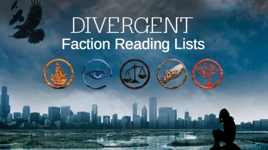 divergent faction reading list