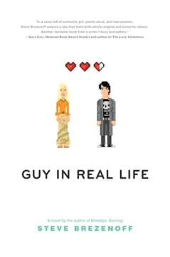 Guy in Real Life by Steve Brezenoff