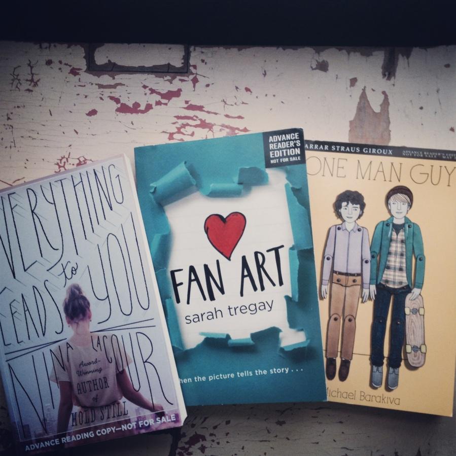 2014 LGBTQ YA novels