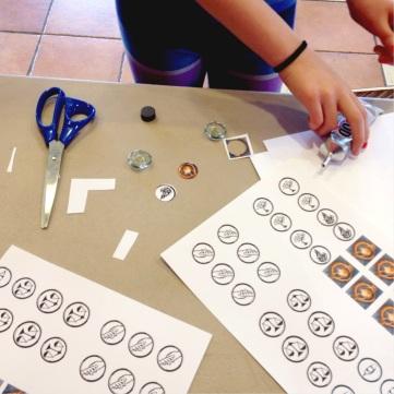 bubble magnet divergent faction symbol craft