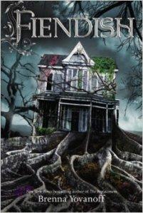 Fiendish by Brenna Yovanoff book cover