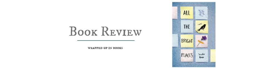 review of All the Bright Places