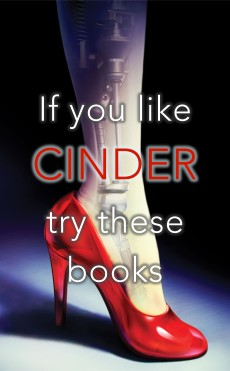 if you like Cinder by Marissa Meyer try these books | wrapped up in books