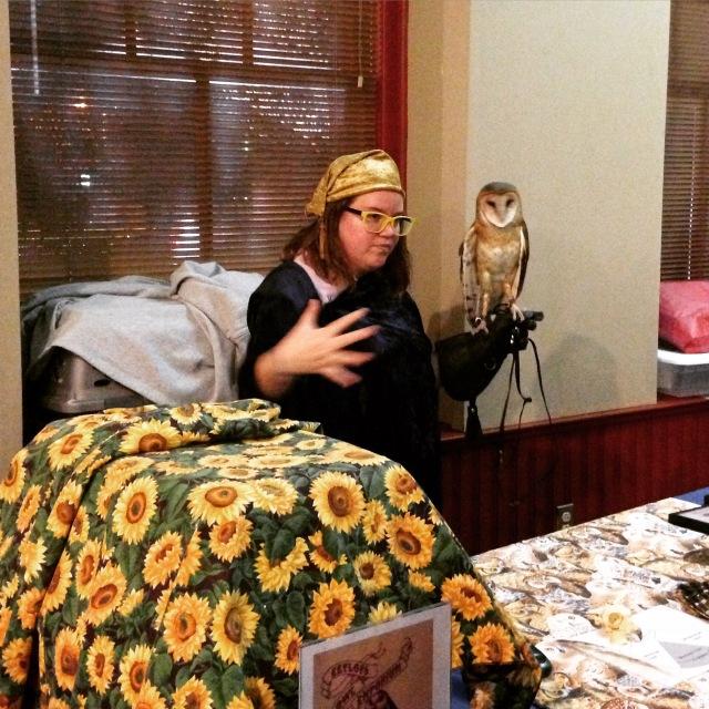 Eeylops Owl Emporium Harry Potter Event