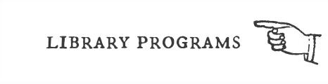library programs sidebar image