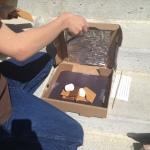 solar powered ovens STEM program | wrapped up in books