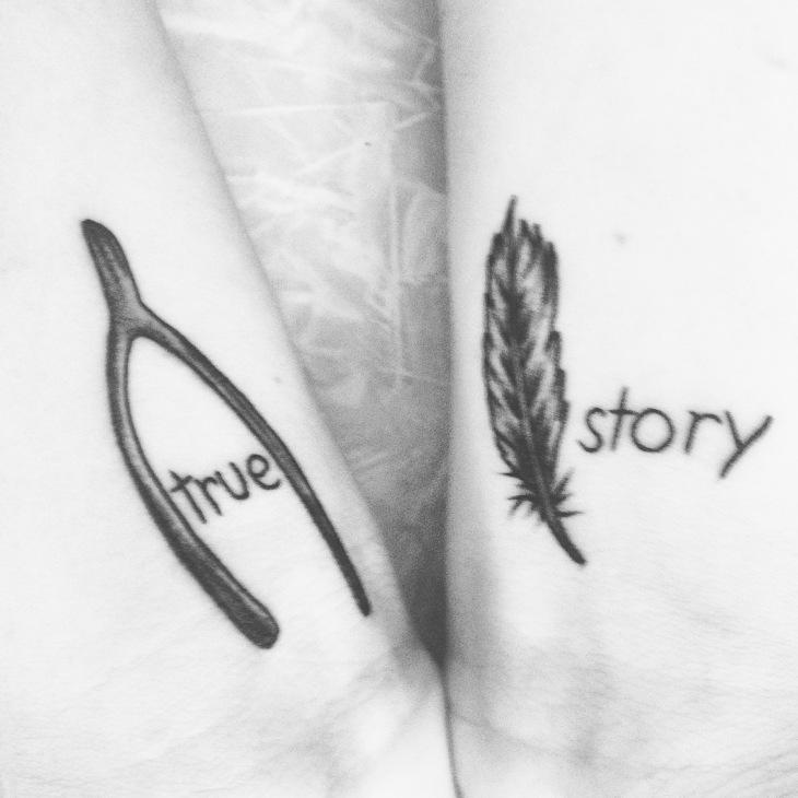 Daughter of Smoke and Bone Tattoo