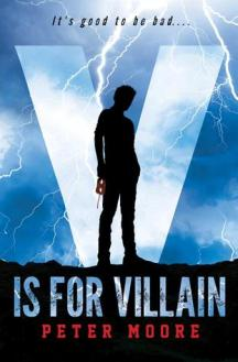 V is for Villain by Peter Moore