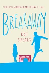 Book Review: Breakaway by Kat Spears