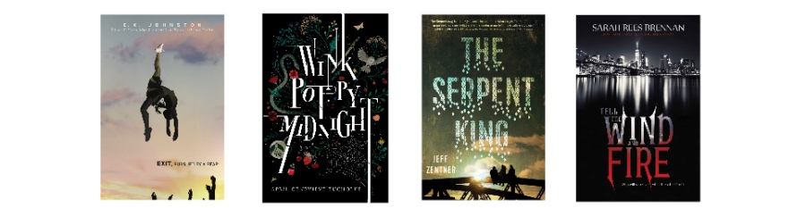 Book Reviews: Spring 2016 Releases