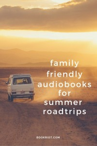 family friendly audiobooks