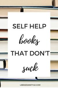 Self Help Books That Don't Suck (1)